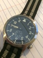 Maratac Mid-pilot 39mm Watch w/bands (Pre-owned) First Generation CountyComm