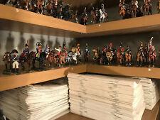 DEL PRADO Cavalry Of The Napoleonic Wars SERIES DIE CAST   5 FIGURES