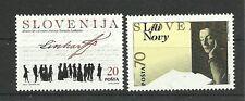 SLOWENIEN MiNr 104+105 **