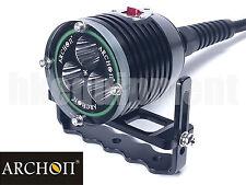 Archon DH30 3x Cree XM-L U2 Canister Scuba Snorkeling Diving LED Torch
