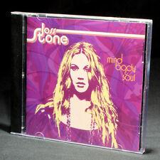 JOSS STONE - Mind, cuerpo y Soul - Música Cd Álbum