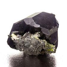"""1.3"""" Razor Sharp EPIDOTE Glassy Crystal +Quartz+Magnetite Green Monster for sale"""