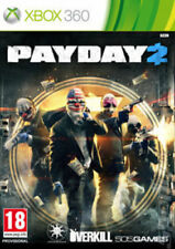 Payday 2 (Xbox 360) VideoGames