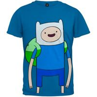 Adventure Time - Large Finn Youth T-Shirt