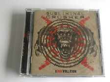 E Volution by Subliminal Crusher (2012) - CD
