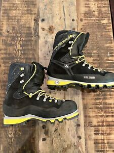 SALEWA MS PRO GUIDE Mountaineering boots!! US Size 11.5!! NO RESERVE!!