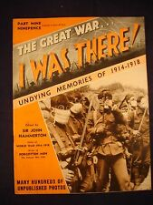 The Great War (WW1 First) - I was there # 9
