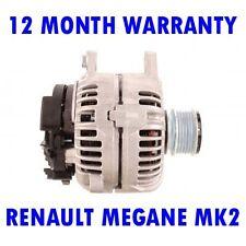 RENAULT MEGANE MK2 MK II 1.5 DCI 2003 2004 2005 2006 - 2015 RMFD ALTERNATOR
