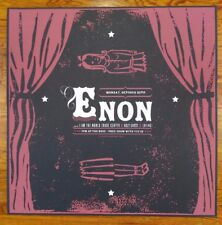 Enon - I Am The World Trade Center - Holy Ghost - Irving 2002 Richmond Poster