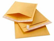 100 #6 12.5x19 Kraft Paper Bubble Padded Envelopes Mailers Case 12.5