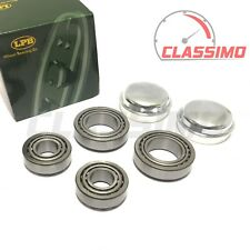Front Wheel Bearing Kit Pair - MERCEDES CLK C209 A209 + SLK R171 - 2002 to 2011
