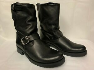 New Frye Veronica Short Women's Leather Boots Black 76509 Sizes 7-11 - Genuine