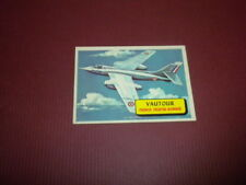 PLANES trading card #25 TOPPS 1957 Army Navy Air Force AIRPLANES OF THE WORLD