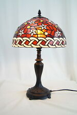 New Arrivals@Stunning Star Tiffany Leadlight  Stained Glass Desk Lamp