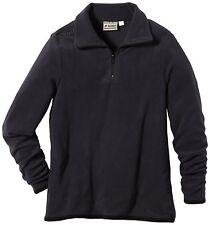 Lotto Doug Boys 1/4 Zip Pile Sweatshirt