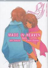 manga J-POP MADE IN HEAVEN numero 2