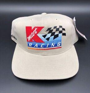 Darrell Waltrip #66 KMart Racing Adjustable Hat NASCAR Checkered Flag Sports
