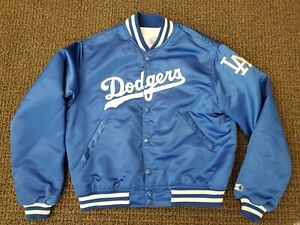 Authentic Vintage Los Angeles Dodgers Starter Jacket Youth Large