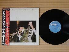 Johnny Winter – Nothin' But The Blues 25AP 725 Japan Insert Obi Near Mint vinyl
