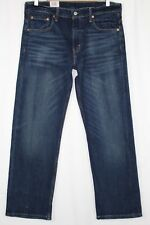 New Levi's 569 Loose Straight Leg Stretch Size 31 x 30 Carry On Wash # 005690265