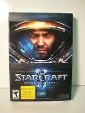 StarCraft II: Wings of Liberty - PC Strategy Game CDROM