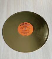 The Meters Rejuvenation 1974 Gold Vinyl Record First Press Label