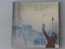 Faithless: Outrospective (Deleted 2001 4 track Promo CD Album in Card Sleeve)