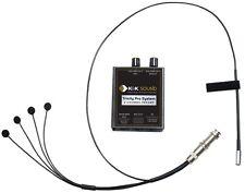 K&K Sound Trinity Pure Classic PRO 4 Sensor Nylon Guitar Pickup w/Mic, Phase, EQ
