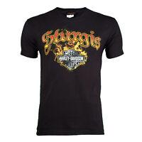 Sturgis Harley-Davidson® Men's Skull Edgy Short Sleeve T-Shirt