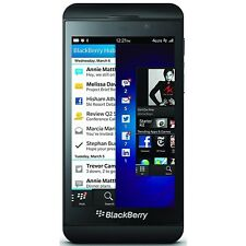 BlackBerry Z10 - 16GB - Black (AT&T) 4G LTE GSM WiFi Touch Smartphone STL100-3