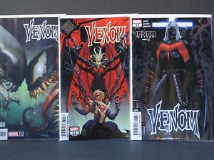 VENOM 27 31 32 NM+ Marvel Comics Donny Cates Knull