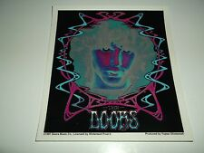 THE DOORS PSYCHEDELIC JIM MORRISON STICKER