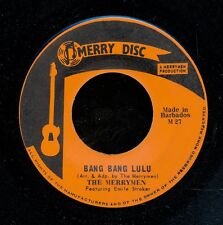 45bs-Barbados-R&B -MERRY DISC-The Merrymen