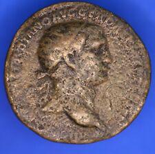 Roman Coin, Roman Imperial Æ SESTERTIUS, 26mm  *[18592]