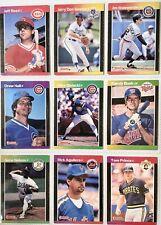 35 Donruss 89 Baseball Cards 1989 Game Play Ball Trade Sport Field