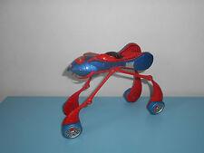 23.10.16.4 Grande voiture Majorette SPIDERMAN 2004 SPIDER MAN power action