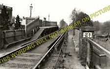 Heath Park Railway Station Photo. Hemel Hempstead - Redbourn. Harpenden Line (1)