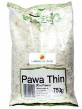 PAWA THIN - POUWA - POHA - RICE FLAKES - FUDCO - 750g