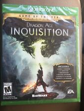 🏰Brand New! Dragon Age Inquisition: Game of the Year Edition (Xbox One, 2015)🏰