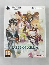 PS3 Tales of Xillia Day One Edition (2013), UK Pal, New & Factory Sealed, Flawed