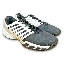 K-Swiss Mens Bigshot Light 3 Black Shoes Size 11 US 10 AU Tennis Court Shoes