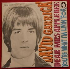 "7"" / SP David Garrick : Dear Mrs Applebee - 1966 rare singles Pye Italien"