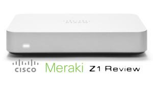 Cisco Meraki Z1 gateways/controller - Z1-HW-EU - NEW 5 Years Licence - Free Ship