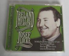 JOSEF LOCKE. IRELAND MUST BE HEAVEN. CD ALBUM