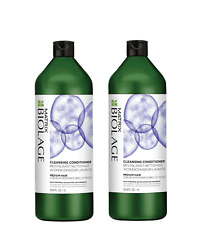"Matrix Biolage Cleansing Conditioner for Medium Hair Liter/33.8 oz - ""Pack of 2"""