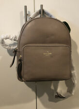 NWT Kate Spade ~ Mini Nicole Larchmont Avenue Leather Backpack in Cityscape