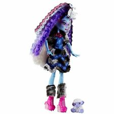 Monster High Abbey Bominable 2017 Collector Exclusive Doll - NEW draculara