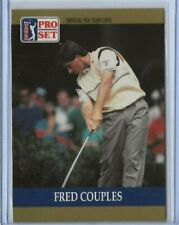 1990 Pro Set Fred Couples card