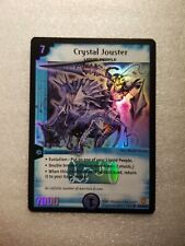 Duel Masters CRYSTAL JOUSTER S3/S10 Mint and Never Played
