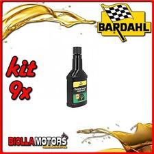 KIT 9X 150ML BARDAHL OCTANE BOOSTER MOTORCYCLE ADDITIVO CARBURANTE 150ML - 9x 10
